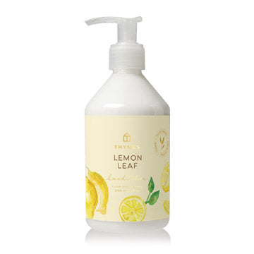 Thymes - Lemon Leaf Hand Lotion -  9.0 FL OZ