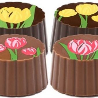 16 Assorted Tulip Truffles