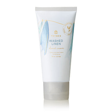 Thymes - Washed Linen Hand Cream - 2.5 oz