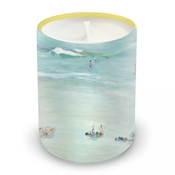 Salty Shore Candle-Kim Hovell Collection