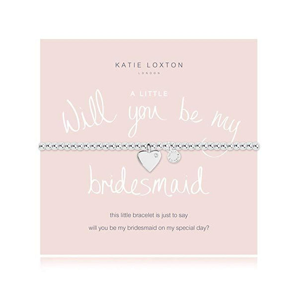 Katie Loxton - Will You Be My Bridesmaid? Bracelet