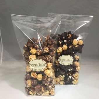 Chocolate Covered Caramel Corn