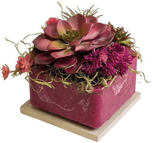 Desert Rose Scented Wax