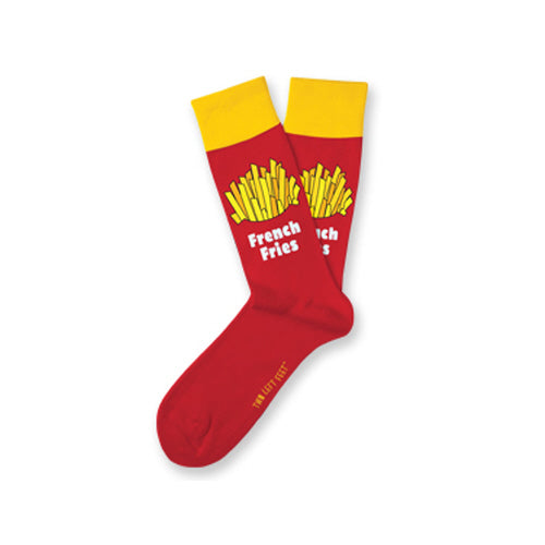 Super Size French Fries Socks