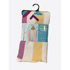 Kids Hooded Terrycloth Towel