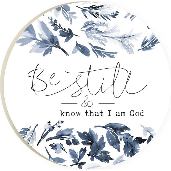 Be Still Coaster