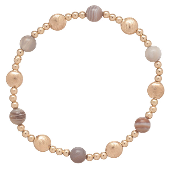 enewton Honesty & Sincerity 4mm Beaded Bracelet