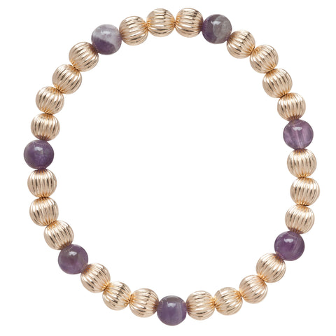 enewton Dignity & Sincerity 6mm Beaded Bracelet