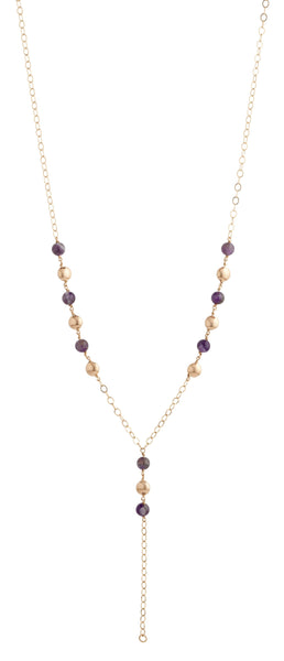 enewton Honesty Gold and Gemstone Necklace