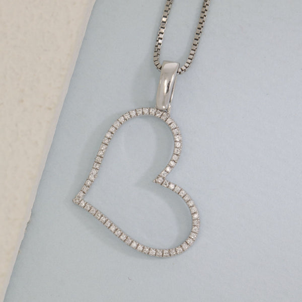 Ella Stein Genuine Heart Necklace