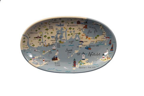Northern Shores Tidbit Tray
