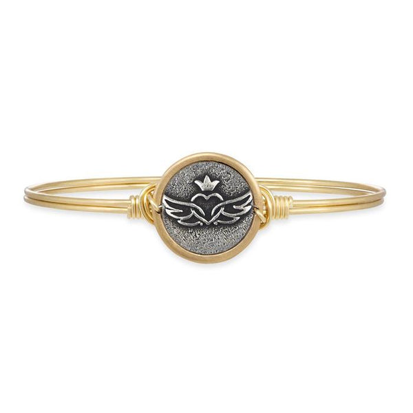 Queen of Hearts Bangle - Luca + Danni