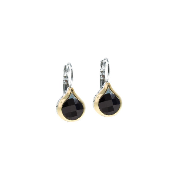 John Medeiros Teardrop Shape Earrings