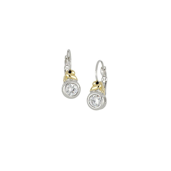 John Medeiros Antiqua  XO Earrings