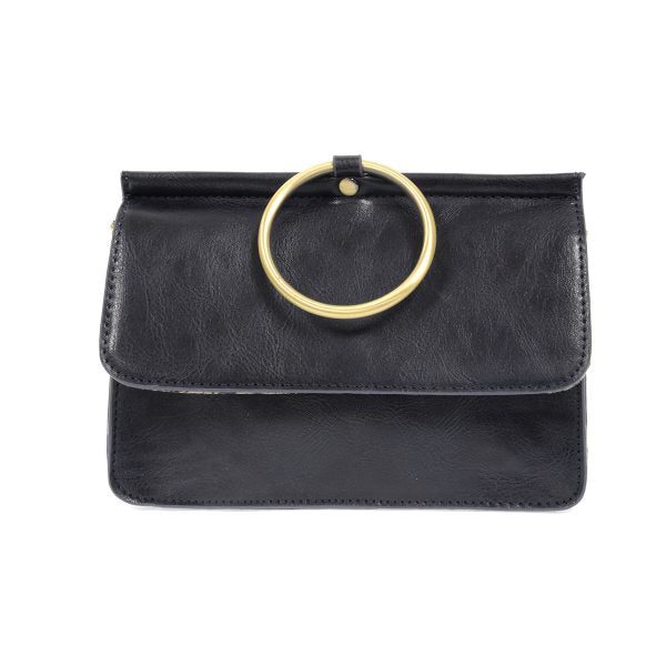 Joy Susan Aria Ring Bag Navy