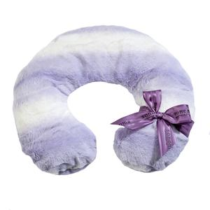 Lavender Lilac Wisp Neck Pillow