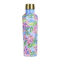 Lilly Pulitzer Canteen Totally Blossom