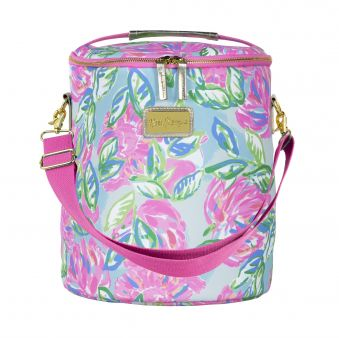 Lilly Pulitzer Beach Cooler Totally Blossom