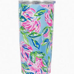 Lilly Pulitzer Thermal Mug Totally Blossom