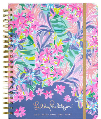 2021 Lilly Pulitzer 17 Month Jumbo Agenda, It Was All A Dream