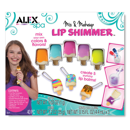Alex - Lip Shimmer D.I.Y Craft Kit
