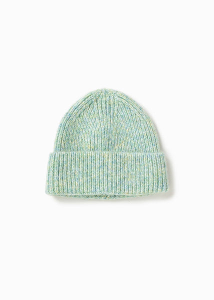 Cotton Candy Confetti Beanie Hat Mint