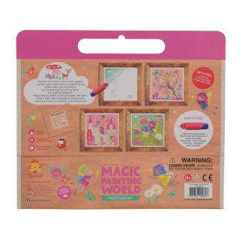 Fairy Garden Magic Painting Kit