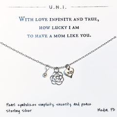 u.n.i. - Mom Necklace