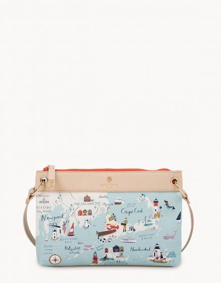 Spartina Northeastern Harbor Crossbody