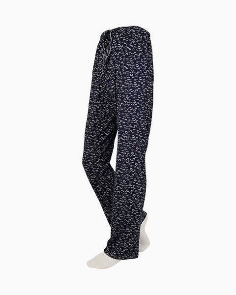 Navy Dot Lounge Pants