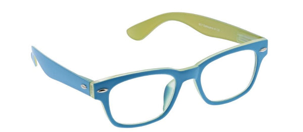 Peepers Bellisima Reading Glasses Blue/Green