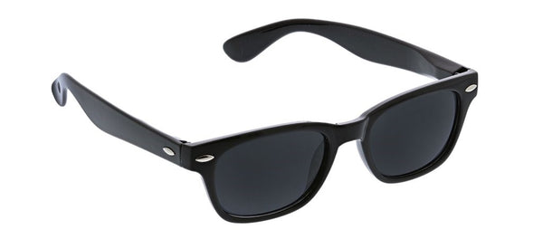 Peepers Clark Sun Readers Black