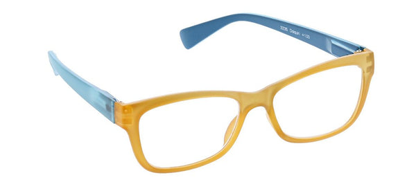 Peepers Daiquiri Reading Glasses Gold