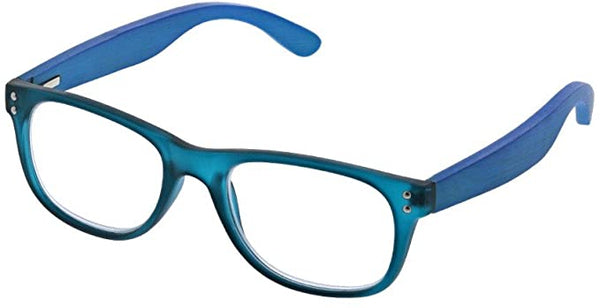 Peepers Day Tripper Reading Glasses Blue/Wood