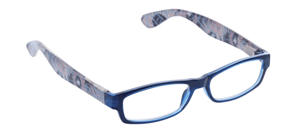 Peepers Flashback Reading Glasses Blue