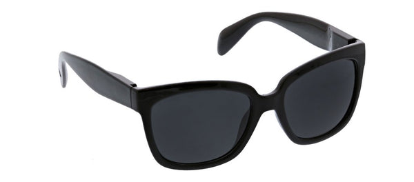 Peepers Palmetto Sun Readers Black