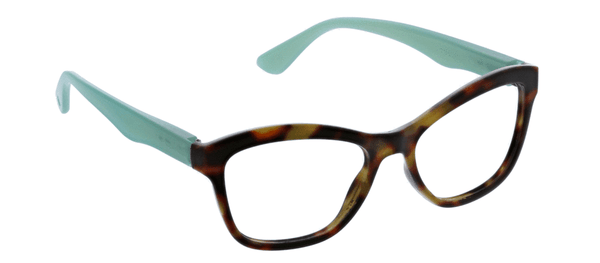 Peepers Pebble Cove Reading Glasses Turq/Tort