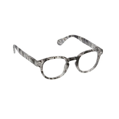 Peepers Quarry Reading Glasses Grey