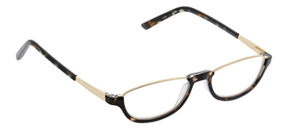 Peepers Filthy Rich Reading Glasses Tortoise/Gold