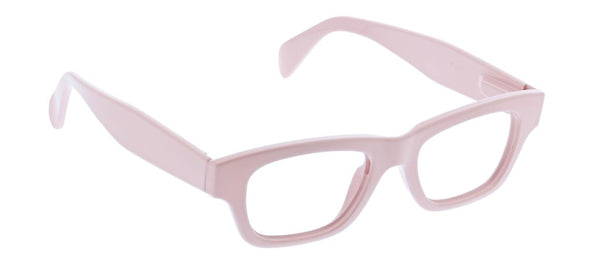 Peepers Scandi Reading Glasses Pink
