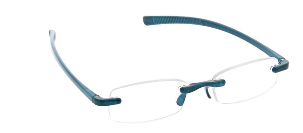 Peepers Clearly Reading Glasses Teal