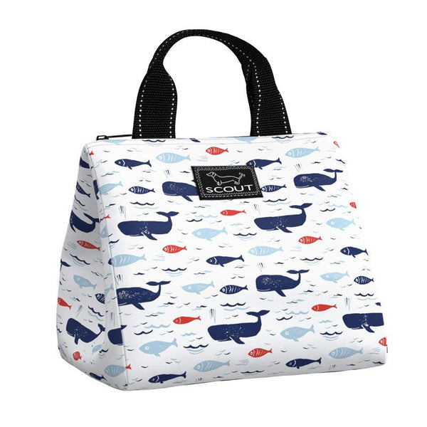 Scout Eloise Lunch Bag All is Whale