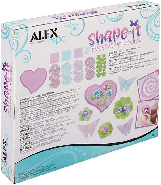Alex - Shape It Sweet Scent Soaps