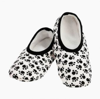 Dog Paw Skinnies Slippers