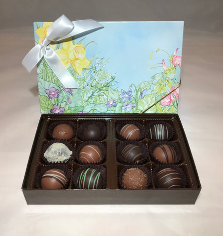 12 Assorted Truffles