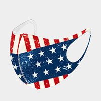 Stars and Stripes Adult Face Mask