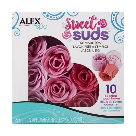 Alex - Sweet Suds Scented Soaps