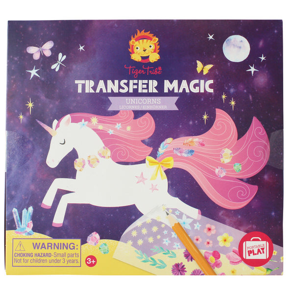 Unicorn Transfer Magic