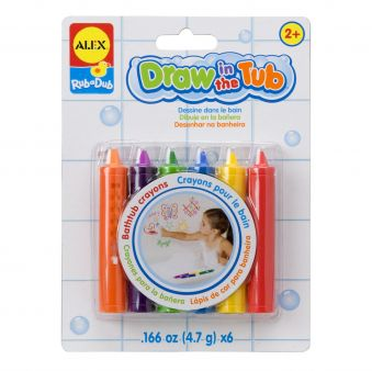 Draw in Tub Crayons