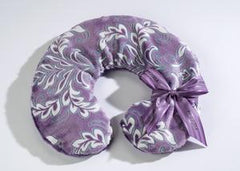 Lavender Neck Pillow in Violetta